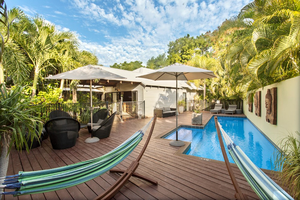 Broome Pool Villa